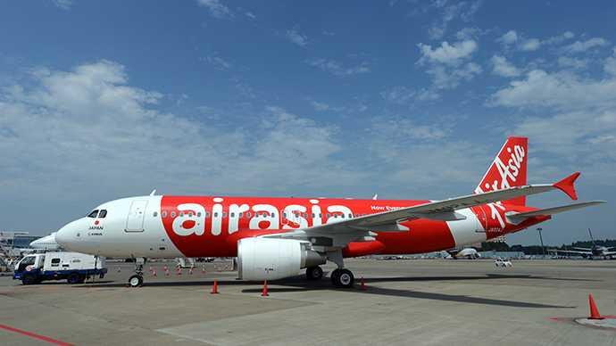 Máy bay Aisrbus A-320 của hãng Air Asia