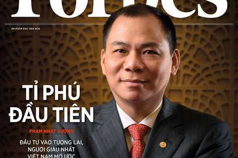 Đại gia giàu nhất Việt Nam hiện nay vốn là cử nhân khoa kinh tế địa chất. Ảnh minh họa