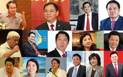 Đa phần những đại gia giàu nhất Việt Nam đều có bằng cử nhân, kỹ sư. Ảnh minh họa