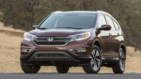 Những mẫu xe như Honda CR-V có đóng góp quan trọng cho sự bùng nổ của thị trường Mỹ.
