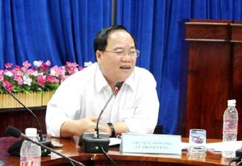 Ông Lê Thanh Cung chính thức nghỉ hưu từ ngày 1/1/2015