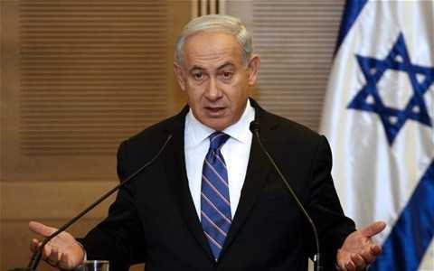 Thủ tướng Israel Benjamin Netanyahu. (Nguồn: www.telegraph.co.uk)