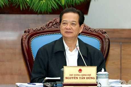 Thủ tướng Nguyễn Tấn Dũng: 'Nhìn vào chi ngân sách hiện nay thấy đáng lo'