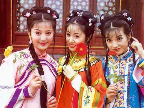 Ba mỹ nhân nổi tiếng từ 'Hoàn Châu Cách Cách'