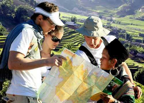Hướng dẫn du lịch cho các du khách