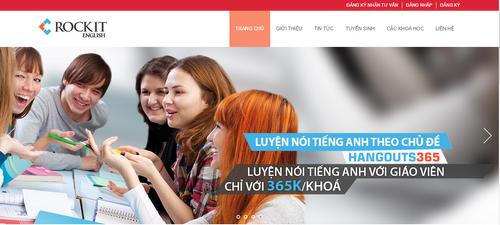 Nhiều cơ hội cho học viên lựa chọn với các khóa học trên Rockit English