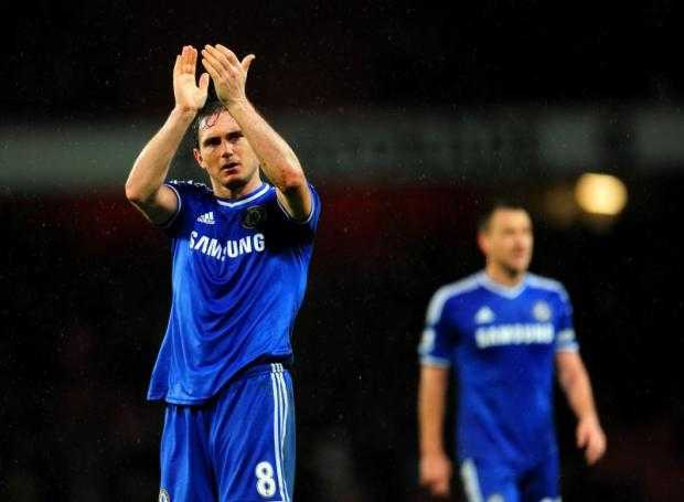 Frank Lampard ra đi sau 13 năm gắn bó cùng Chelsea