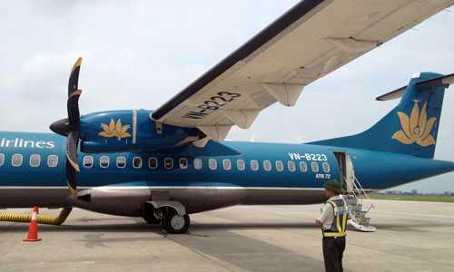 Cục Hàng không Việt Nam đã yêu cầu các hãng hàng không nội địa tăng cường công tác bảo dưỡng, bảo trì máy bay - Ảnh minh họa