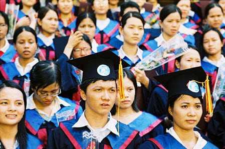 Điều lệ trường đại học ra đời sẽ tạo điều kiện cho các trường phát triển mạnh mẽ