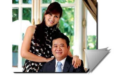 Ông Đặng Thành Tâm và vợ