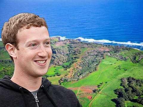 Tỷ phú sáng lập Facebook, Mark Zuckerberg