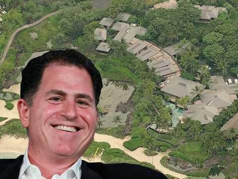 Người sáng lập kiêm CEO của Dell, Michael Dell