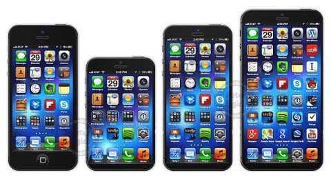 Apple sẽ khỏa lấp những vấn đề kích thước màn hình iPhone trong năm 2015 này