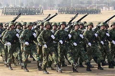 Quân đội Trung Quốc. Ảnh minh họa. (Nguồn: armyrecognition.com)
