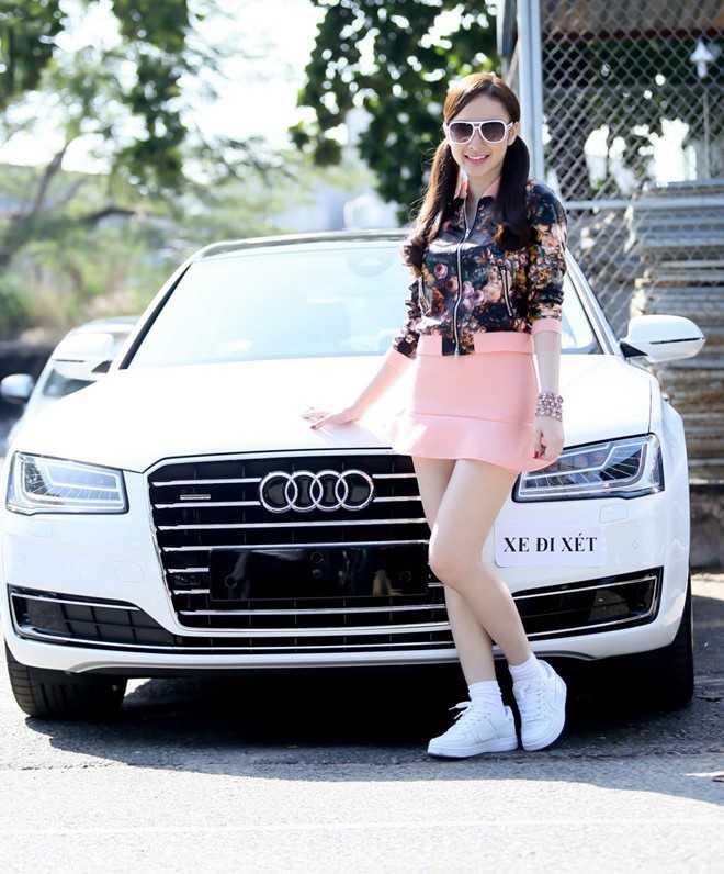 Mặc cho tên tuổi bị những scandal bủa vây, Angela Phương Trinh vẫn đang cố gắng chứng tỏ mình bằng việc tham gia Bước nhảy hoàn vũ