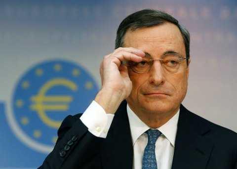 ÔngMario Draghi vàECB sẽ khó khăn trong việc giải bài toán cứu đồng euro - Ảnh minh họa
