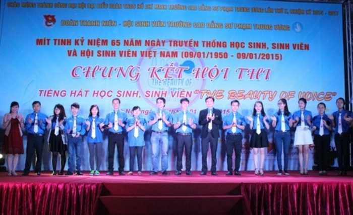 Hội sinh viên của trường đã tặng danh hiệu cao quý cho các cá nhân, tập thể có thành tích cao.