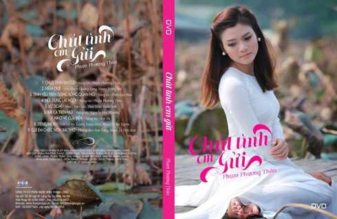Phạm Phương Thảo vừa cho ra mắt DVD và CD Chút tình em gửi