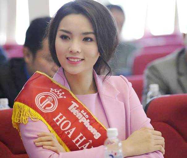 Hoa hậu Kỳ Duyên cho biết sẽ trực tiếp hiến máu trong ngày hội Chủ Nhật Đỏ