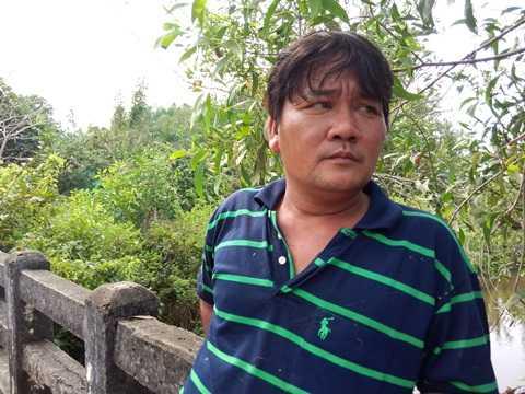 Nhân chứng Nguyễn Văn Thành kể giây phút nhìn thấy chiếc máy bay rơi.