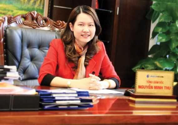 Bà Nguyễn Minh Thu - Ảnh: TPO