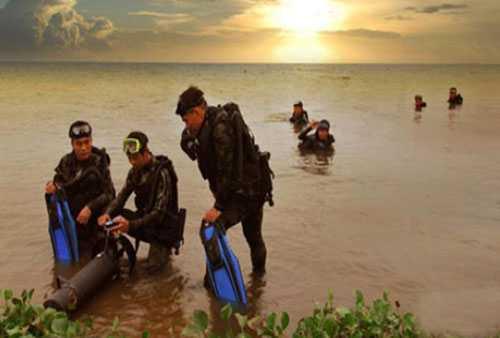 Đặc công nước Việt Nam - Ảnh: Tri thức trẻ