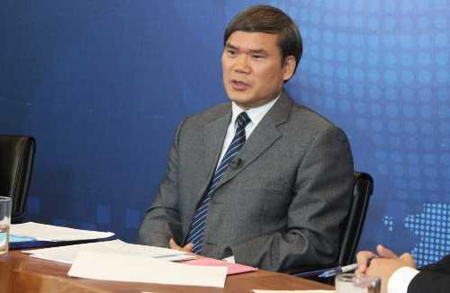 Ông Dương Đăng Huệ - Vụ trưởng Vụ pháp luật dân sự, kinh tế, Bộ tư pháp