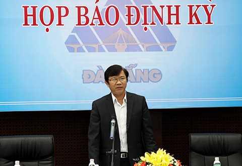Sáng 29/1, ông Võ Văn Thương, Chánh Văn phòng UBND TP, người phát ngôn chính thức của UBND TP Đà Nẵng đã có trả lời chính thức về việc xử lý biệt thự xây dựng trái phép trên núi Hải Vân
