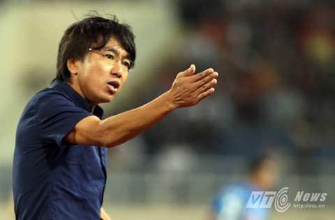 HLV Miura có triết lý bóng đá của riêng mình và ông toàn quyền lựa chọn người phù hợp với triết lý của ông (Ảnh: VSI)
