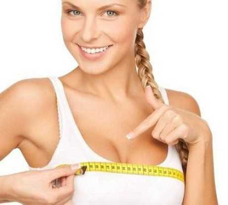 Ngực nhỏ có lợi cho sức khoe