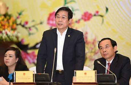 Bộ trưởng Bộ TT&TT Nguyễn Bắc Son - Ảnh: VGP/Quang Hiếu
