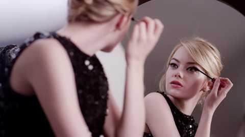 Emma Stone, đề cử Oscar vai nữ phụ trong phim Birdman.