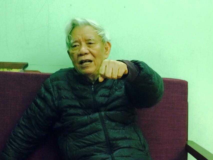 Ông Nguyễn Đình Hương: 'Chọn cán bộ cần nhất hai tiêu chuẩn 'sạch' và 'dám đổi mới' Ảnh HL
