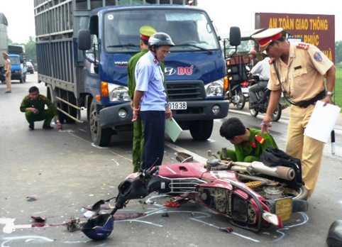 Tai nạn giao thông tại Việt Nam khiến người dân bất an