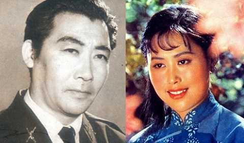 Tư Cầm Cao Oa và người chồng vũ phu Tôn Thiên Tương.