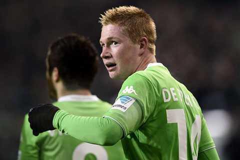 Man Utd muốn có De Bruyne