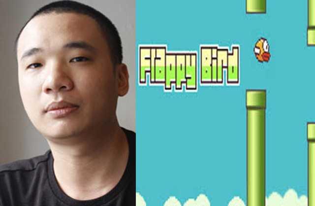 Nguyễn Hà Đông - cha đẻ của Flappy Bird là một trong những gương mặt trẻ được chú ý trong năm qua