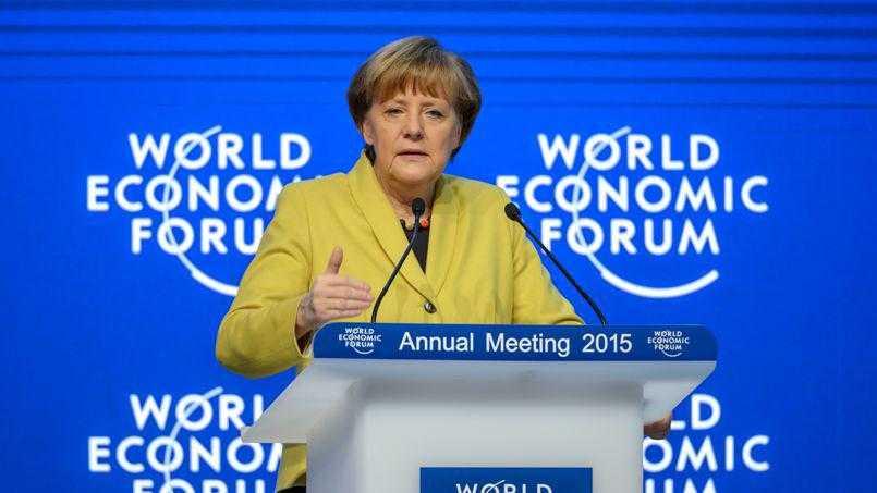 Thủ tướng Đức Angela Merkel: