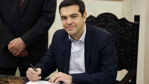 Thủ tướng Alexis Tsipras