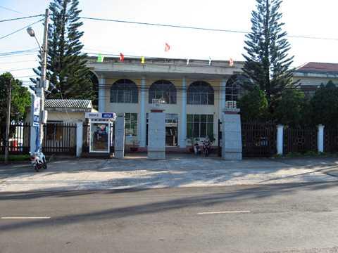 Kho bạc Nhà nước huyện Chư Pah.