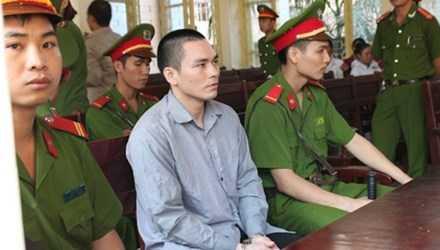 Lý Nguyễn Chung trong phiên tòa mở cuối tháng 9/2014.