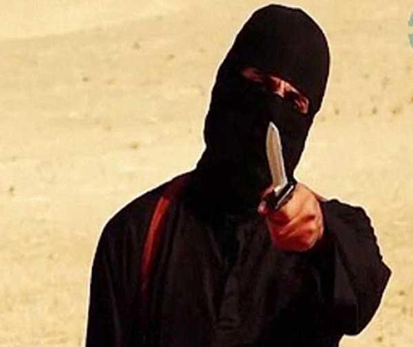Một tay súng IS trong clip mà chúng đăng tải trên mạng