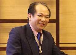 Giám đốc bệnh viện Nhi TW, ông Lê Thanh Hải