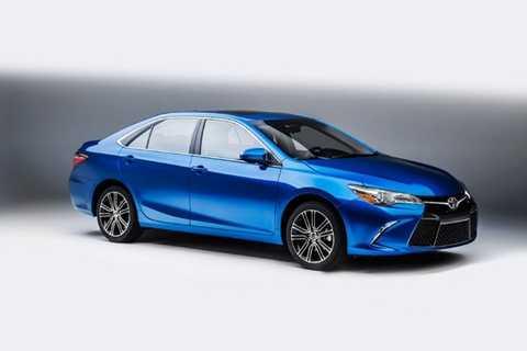 Toyota Camry phiên bản đặc biệt.