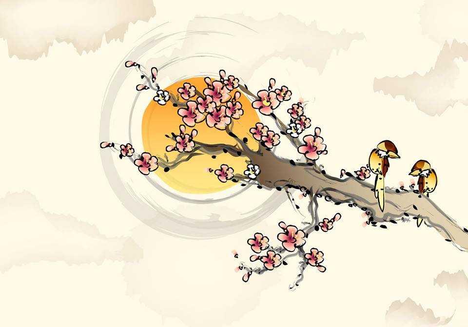 Bài thơ Tết của Đỗ Nhật Nam nhận được hàng trăm bình luận khen ngợi