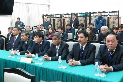 Các ứng viên tham dự kỳ thi tuyển (Ảnh: Báo giao thông)