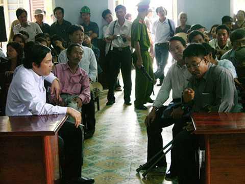 Hình ảnh ấn tượng về ông trong lòng người dân Đà Nẵng là những cuộc tiếp dân