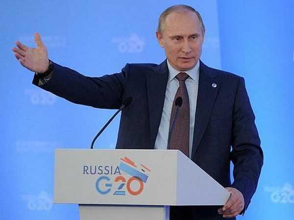Tổng thống Nga Putin rất tự tin vào đầu năm 2014