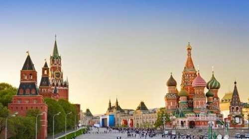 Nước Nga đứng trong Top 8 quốc gia giàu nhất thế giới năm 2013