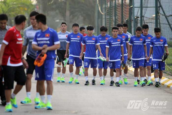 Bầu Đức muốn HAGL làm nòng cốt U23 Việt Nam (Ảnh: Hà Thành)